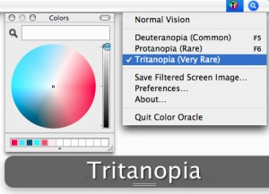 color oracle tritanopia