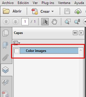 eliminar imagenes pdf acrobat