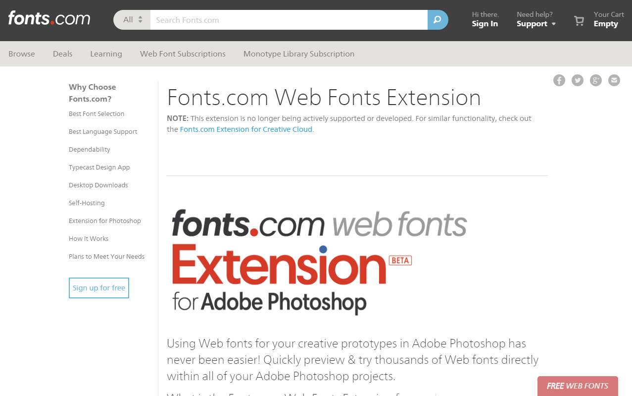 photoshop plugin webfonts
