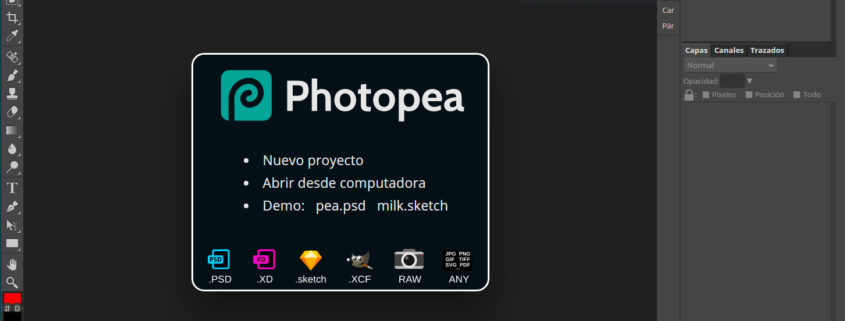 editor fotos photopea