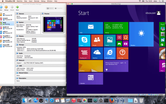 virtualizar windows en mac