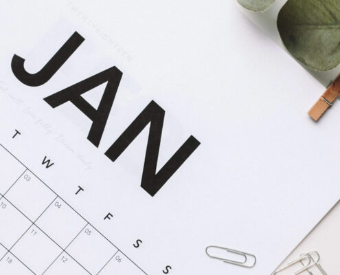 plantillas calendarios 2021