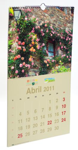 imprimir calendario mural