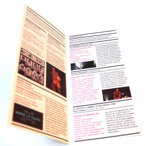 qué es un flyer y qué es un folleto
