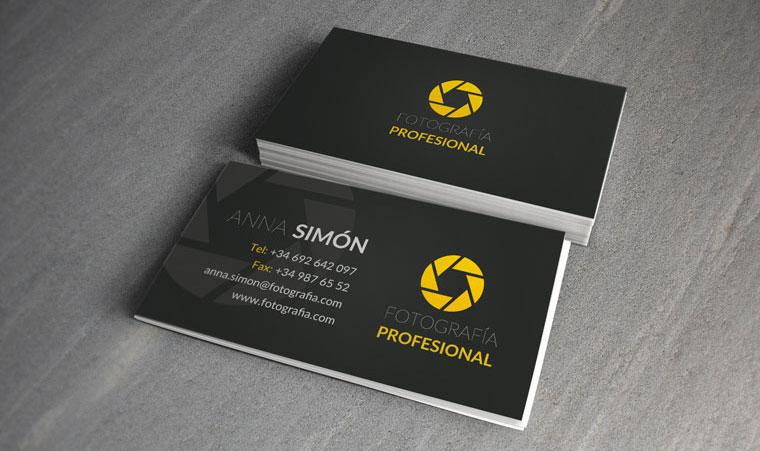 imprimir tarjetas de presentación online cevagraf