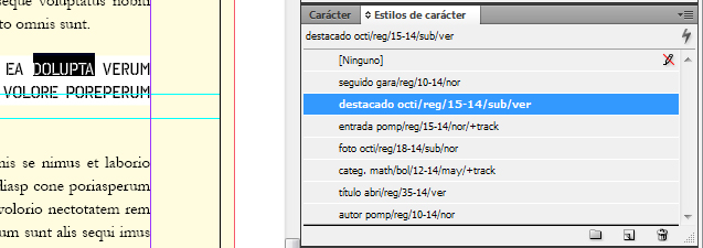 Indesign paso a paso
