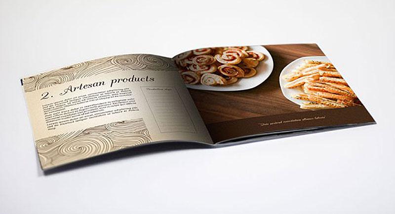 imprimir un catálogo bien diseñado