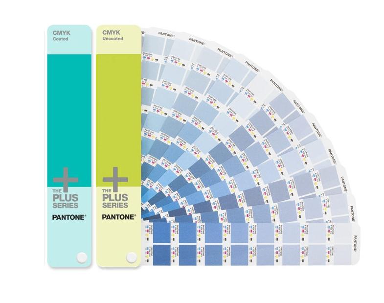 Cartas de colores Pantone CMYK Color Guide Coated & Uncoated