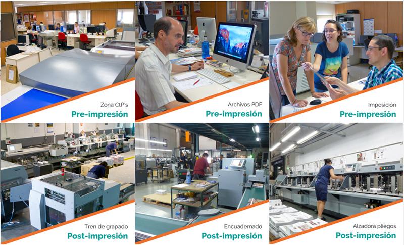instalaciones impresores online