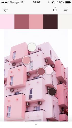 Construye tu propia paleta de colores