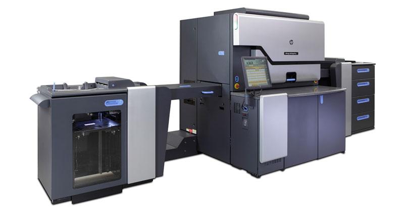 impresión digital HP Indigo