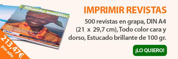 Imprimir Revistas Grapa