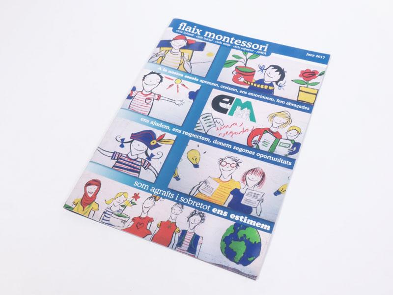 Cómo hacer una revista escolar