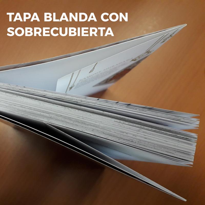 Comic Tapa Blanda Sobrecubiertas