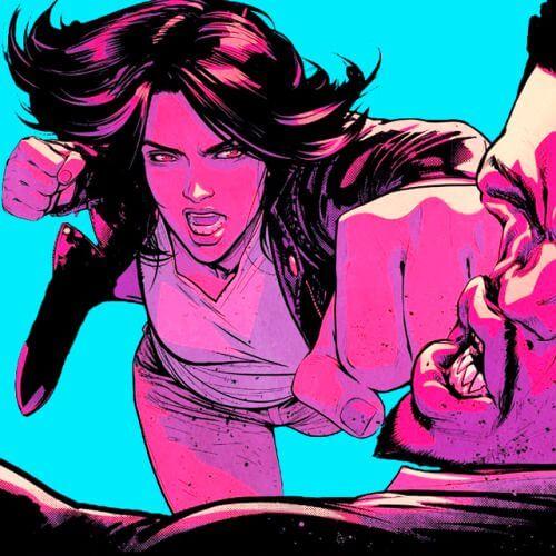 Superheroinas Marvel Jessica Jones