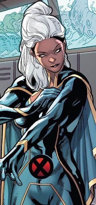 Superheroinas Marvel Storm