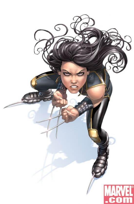 Superheroinas Marvel X 23