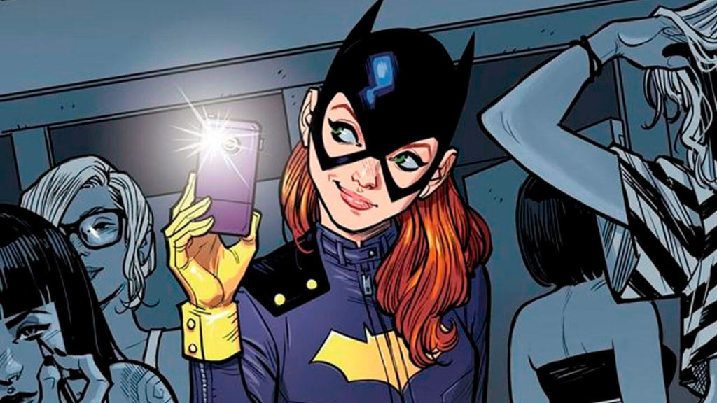 Universo Dc Batgirl