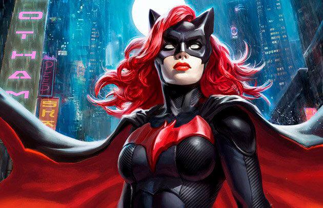 Universo Dc Batwoman