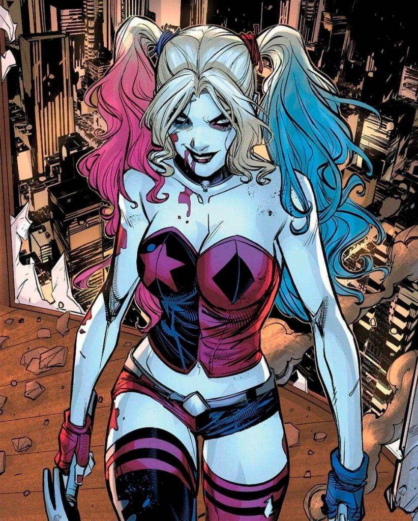 Universo Dc Harley Quinn