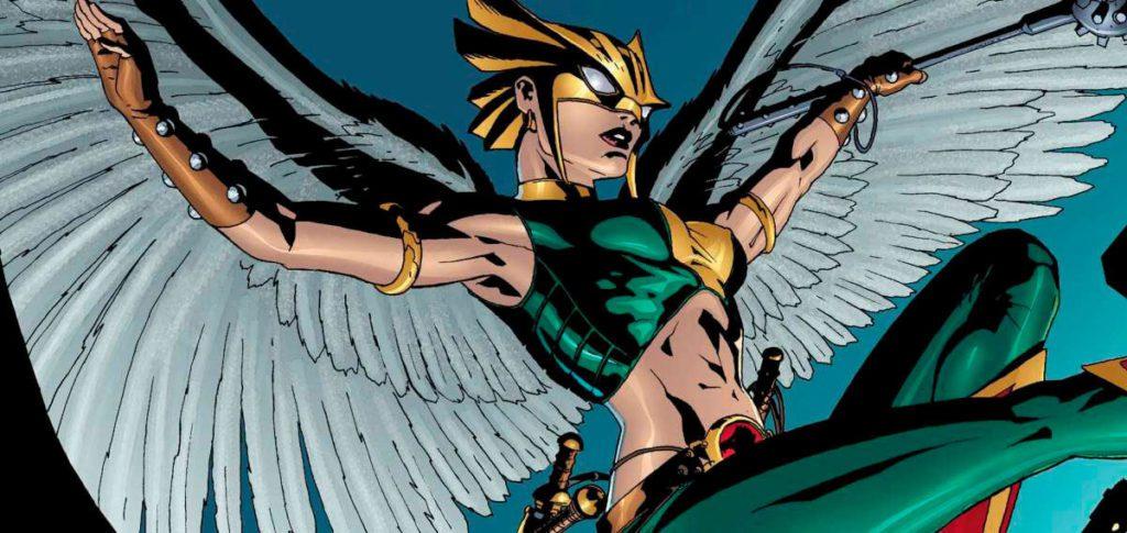 Universo Dc Hawkgirl