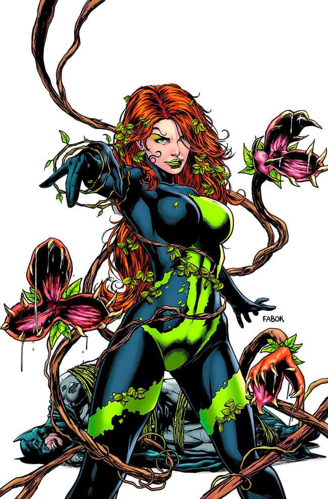 Universo Dc Poison Ivy