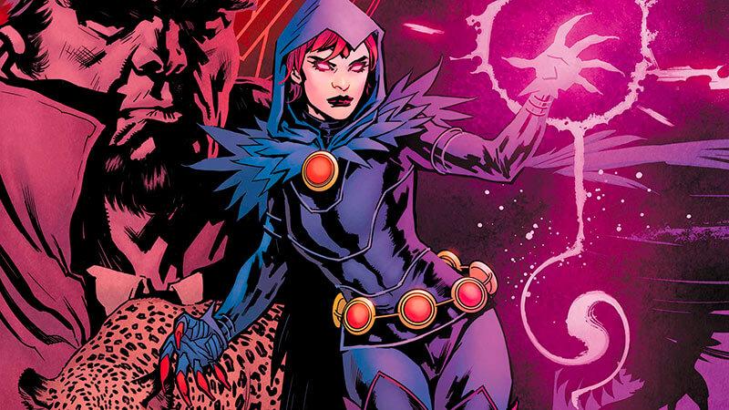 Universo Dc Raven