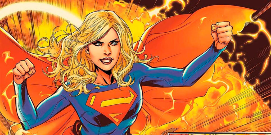 Universo Dc Supergirl