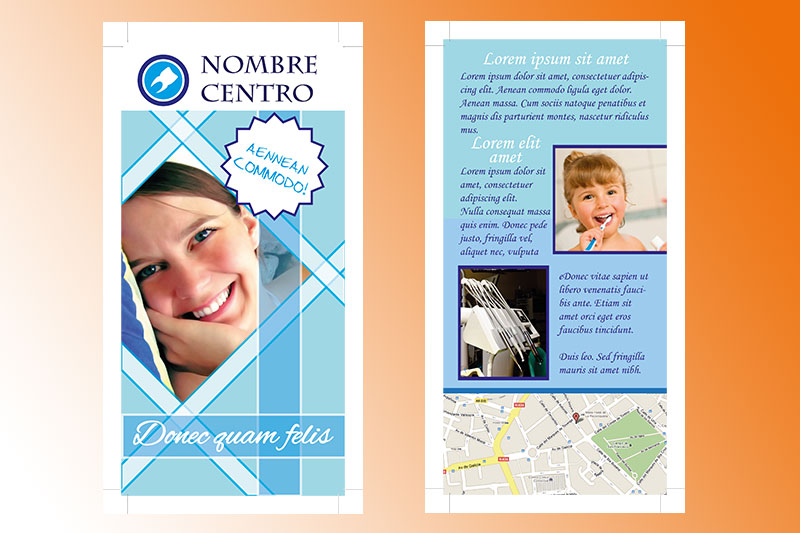 Print Flyer Dental Clinics