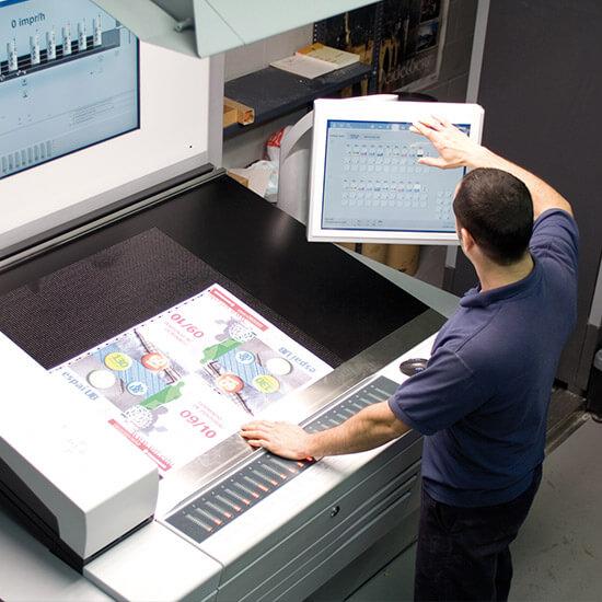 Imprenta calidad Cevagraf