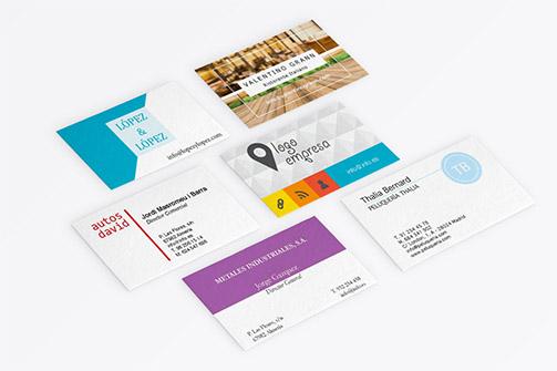 e20a8b8512df0 Plantillas Gratis de tarjetas de visita. Te ofrecemos 6 modelos gratis de  tarjetas de visita para ...