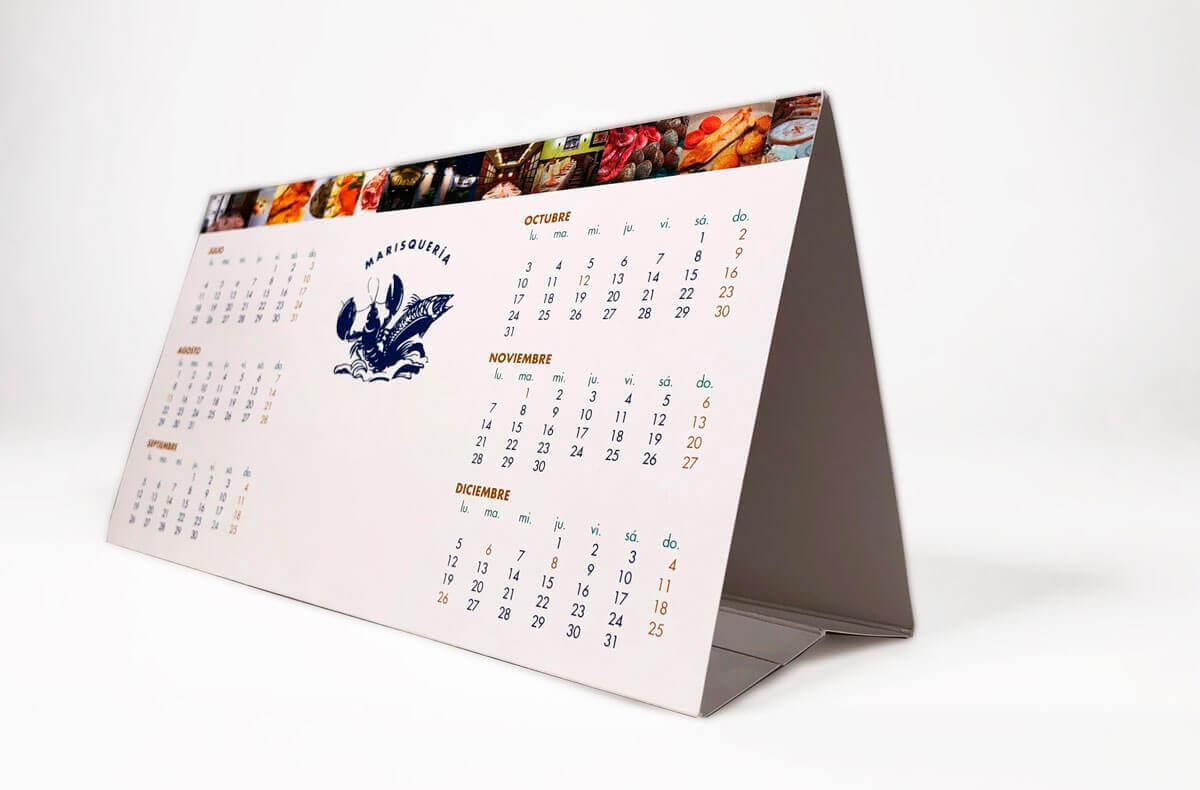 imprimir calendarios como regalo publicitario