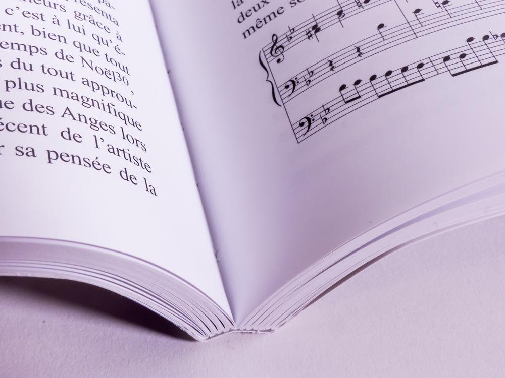Options Pour La Reliure De Livres Cevagraf Impression Online